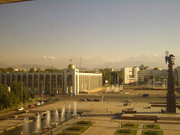 E7903-Bishkek-Ala-Too-Square
