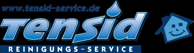 Tensid Logo mit Haus - transparent